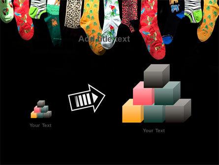 Socks PowerPoint Template Slide 13