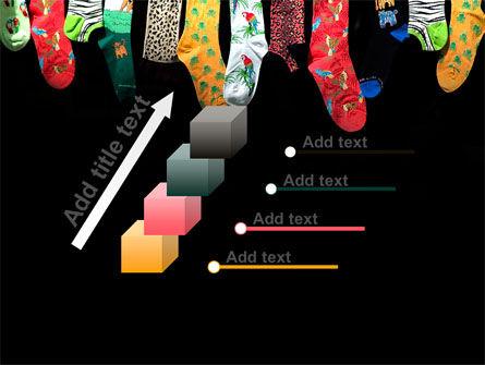 Socks PowerPoint Template Slide 14