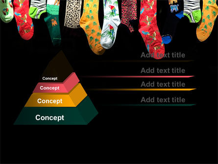 Socks PowerPoint Template, Slide 4, 07315, Education & Training — PoweredTemplate.com