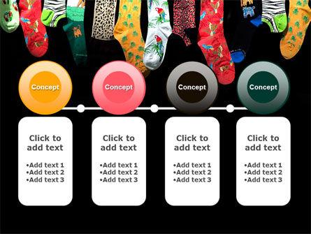 Socks PowerPoint Template Slide 5