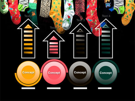 Socks PowerPoint Template Slide 7