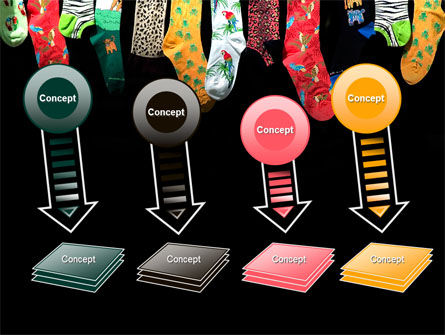 Socks PowerPoint Template Slide 8