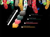 Socks PowerPoint Template#14