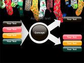 Socks PowerPoint Template#15