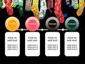 Socks PowerPoint Template#5