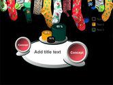 Socks PowerPoint Template#6