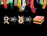 Socks PowerPoint Template#9