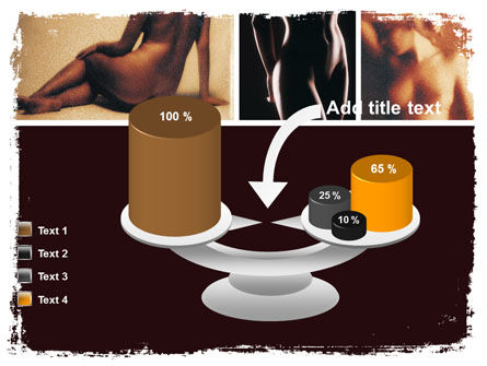 Nude Photography PowerPoint Template Slide 10