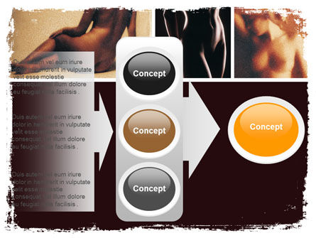 Nude Photography PowerPoint Template Slide 11