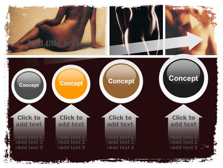 Nude Photography PowerPoint Template Slide 13