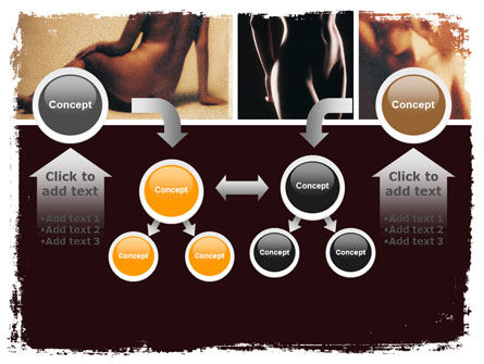 Nude Photography PowerPoint Template Slide 19
