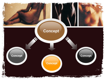 Nude Photography PowerPoint Template Slide 4