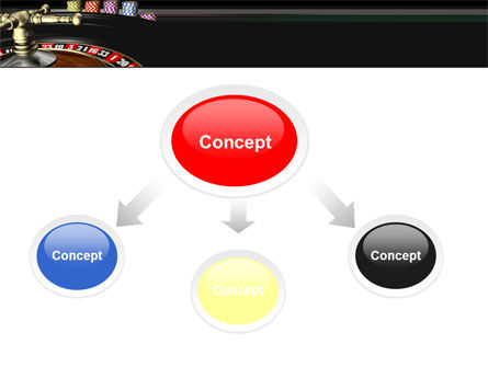 Roulette PowerPoint Template Slide 4