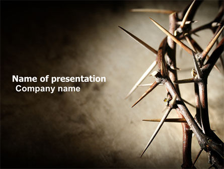 Thorns PowerPoint Template