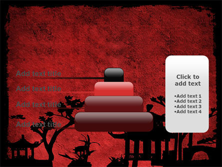 Chinese Theme PowerPoint Template Slide 8