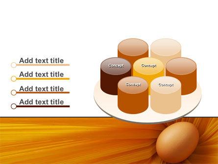 Egg PowerPoint Template Slide 12