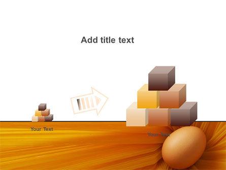 Egg PowerPoint Template Slide 13
