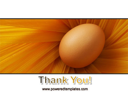 Egg PowerPoint Template Slide 20