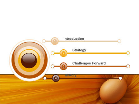 Egg PowerPoint Template, Slide 3, 07332, Business Concepts — PoweredTemplate.com