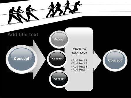Team Competition PowerPoint Template Slide 17