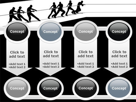 Team Competition PowerPoint Template Slide 18