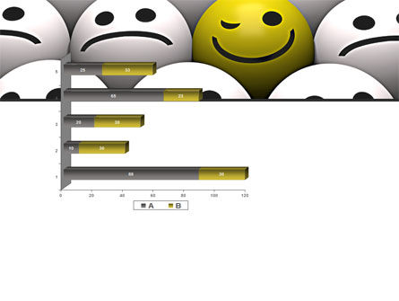 Winking Smile PowerPoint Template Slide 11