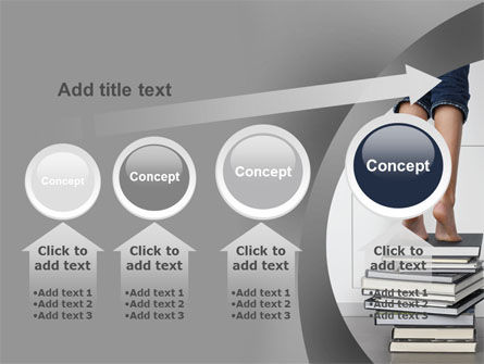 Go Up PowerPoint Template Slide 13