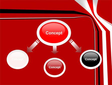Crookedness PowerPoint Template, Slide 4, 07339, Abstract/Textures — PoweredTemplate.com