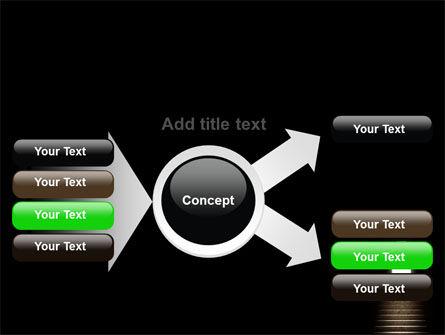 Exit Door PowerPoint Template Slide 14