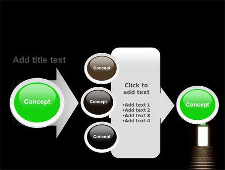 Exit Door PowerPoint Template Slide 17