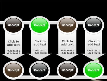 Exit Door PowerPoint Template Slide 18