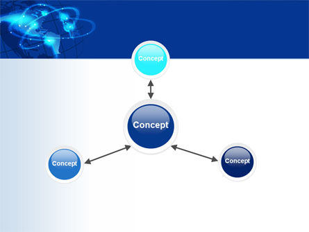 Satellite Connection PowerPoint Template Slide 14