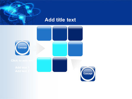 Satellite Connection PowerPoint Template Slide 16