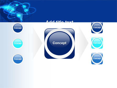 Satellite Connection PowerPoint Template Slide 17