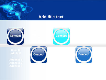 Satellite Connection PowerPoint Template Slide 19