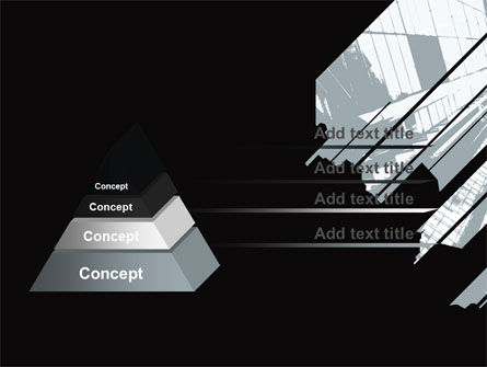 Abstract Skyscraper Theme PowerPoint Template Slide 12