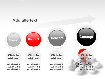 Red Bulb PowerPoint Template Slide 13