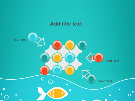 Fish Theme PowerPoint Template Slide 10