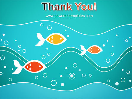 Fish Theme PowerPoint Template Slide 20