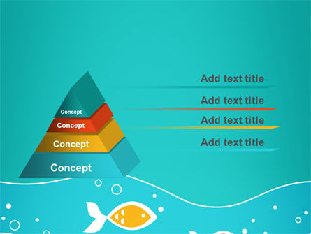 Fish Theme PowerPoint Template Slide 4