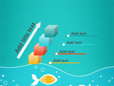 Fish Theme PowerPoint Template#14