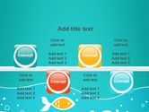 Fish Theme PowerPoint Template#18