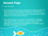 Fish Theme PowerPoint Template#2