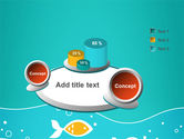 Fish Theme PowerPoint Template#6