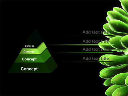 Virus Green PowerPoint Template Slide 4