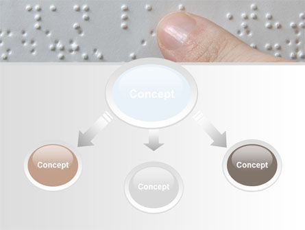 Braille Book PowerPoint Template Slide 4