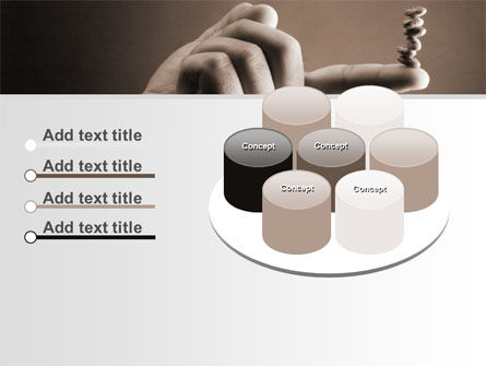 Holding Balance PowerPoint Template Slide 12