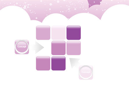 Lilac Clouds PowerPoint Template Slide 16