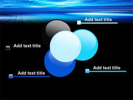 Deep Blue Horizon PowerPoint Template Slide 10