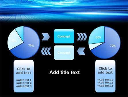 Deep Blue Horizon PowerPoint Template Slide 11